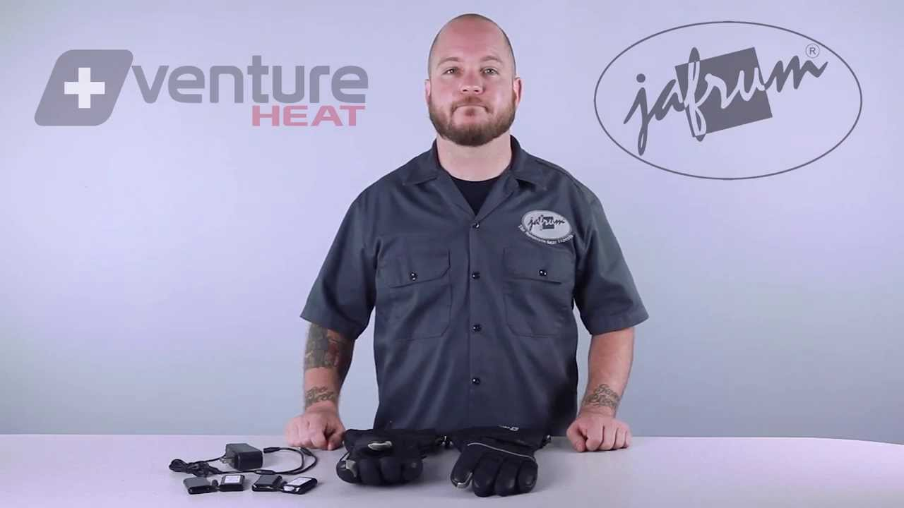 Motorcycle gloves heated battery - Venture Heat Epic 2 0 Battery Heated Gloves Review At Jafrum Com
