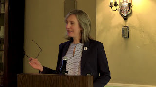 Dr. Diane Ryan, Inaugural Hesselbein Forum Lecture