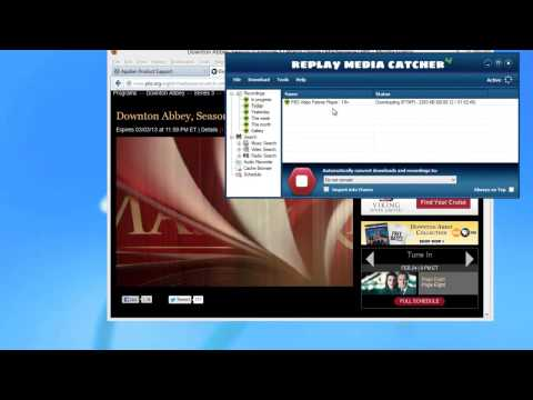 Downloading, Installing And Using Replay Media Catcher In Windows 8