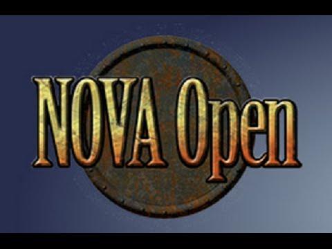 NOVA clarification and win Staff of Power by Weta Workshop