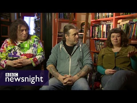 Brexit and Article 50: The view from Germany  - BBC Newsnight