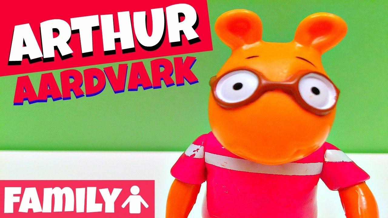 Arthur Plush Toys 16