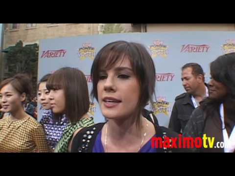 CHELSEA HOBBS Make It or Break It  at VARIETY'S 3rd Annual POWER OF YOUTH Event