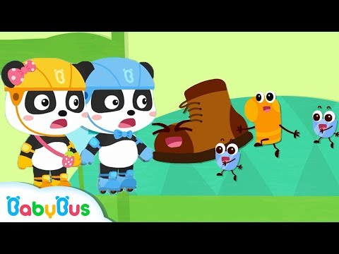 The Socks Song   We Are a Pair   Learn Colors, Number Song   Baby Songs   Ice Cream   BabyBus