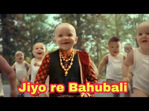 Baby Dance With Jiyo re Bahubali Song |...