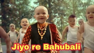 vuclip Baby Dance With Jiyo re Bahubali Song | Bahubali 2 song