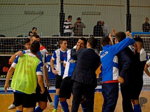 Segunda División LNFS   Jornada 24   Plásticos Romero Cartagena vs Hércules SanVi [Videorresumen]