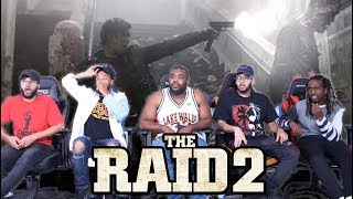 The Raid 2 - Deleted Scene 'Gang War' Reaction/Review