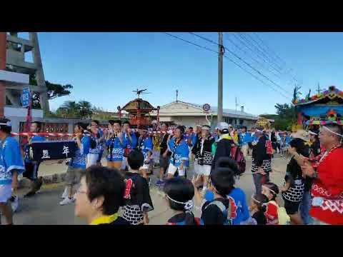 南大東島「豊年祭」①