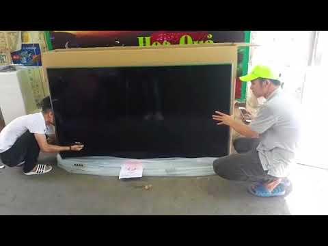 Mở hộp Tivi Xiaomi TV4 75inch 4K giá rẻ tại Hà Nội | Dienthoaihot