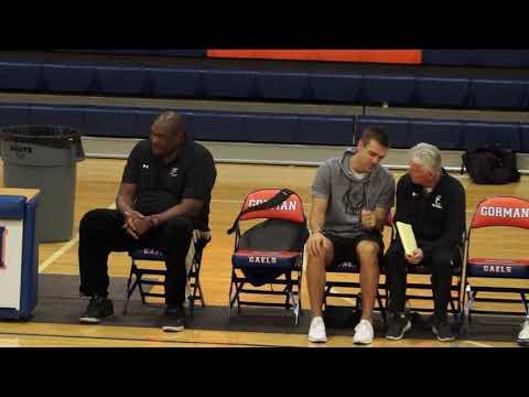 Faith Lutheran Varsity  Basketball vs Bishop Gorman High School