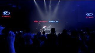 Kymco SuperNEX: spot della presentazione ad EICMA