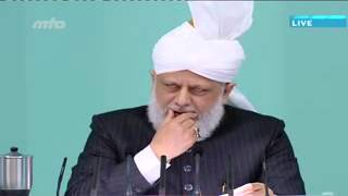 Friday Sermon 25 April 2014 [Tamil]