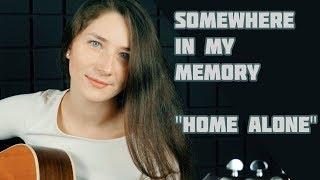 "John Williams - Somewhere in my Memory ""Home Alone"" fingerstyle | Музыка из фильма ""Один дома"""