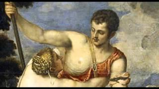 Cover images Henry Desmarest - Passacaille from Vénus et Adonis (Paris, 1697)