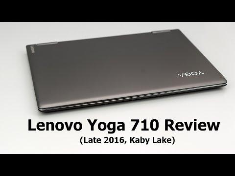 Lenovo Yoga 710 Review (Late 2016, Kaby Lake)