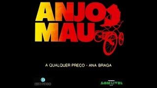 LP Anjo Mau :: Ana Braga - A Qualquer Preço :: 1976