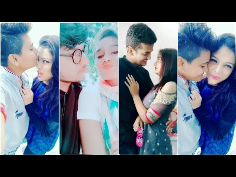 GIRLFRIEND BOYFRIEND LOVE ROMANCE || HUSBAND WIFE LOVE ||COUPLE GOAL|| LOVERS || Tik ToK India