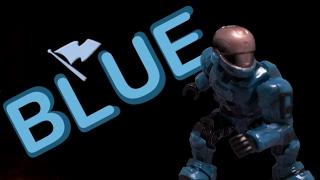 Halo Mega Bloks: Blue (Stop Motion Music Video)
