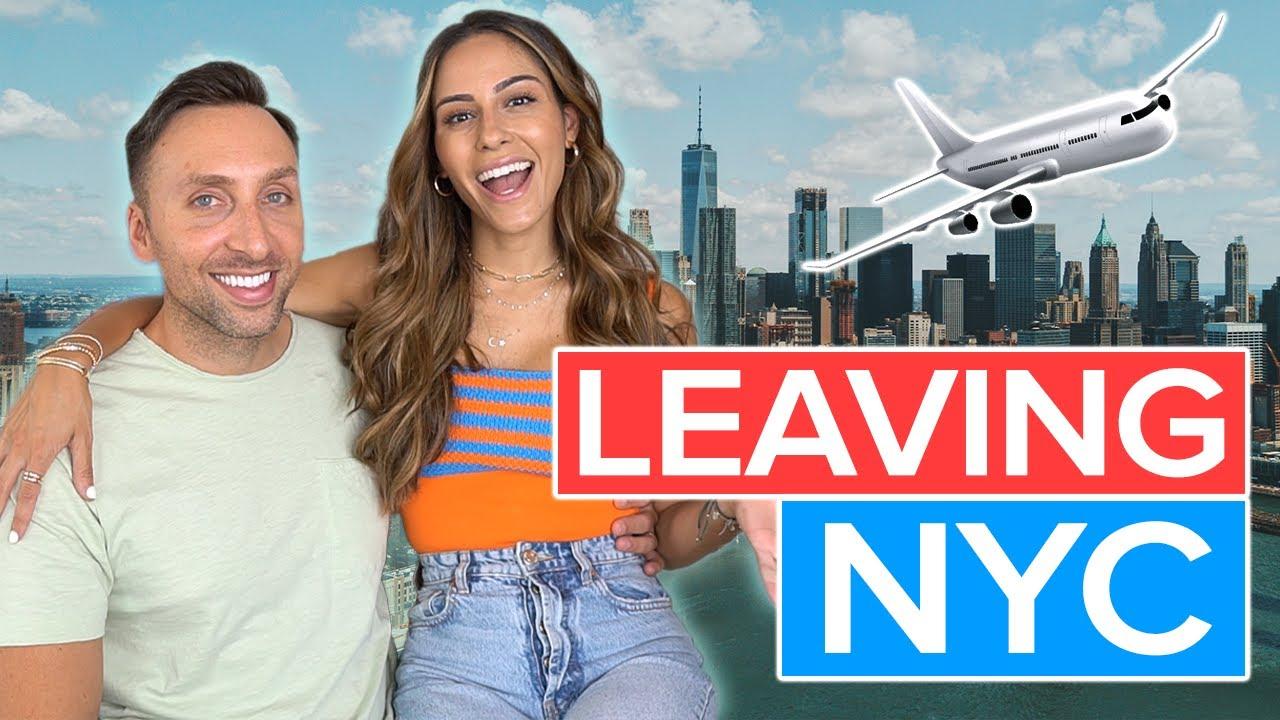We're Leaving NYC