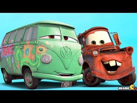 1:24 Fillmore (Cars) | Metals Die Cast |Fillmore Cars