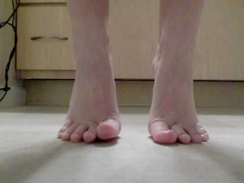 how to stand on pointe without pointe shoes