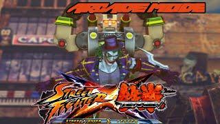 Street Fighter X Tekken Arcade Mode with Bryan Jack X