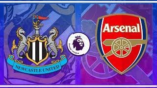 MATCH DAY LIVE 2018/19 - Premier League // Newcastle Utd v Arsenal