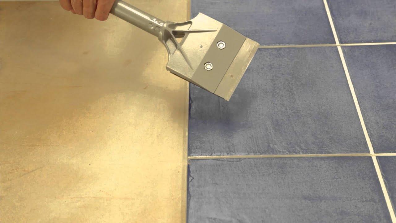 long handled floor scraper