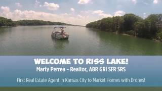 marty perrea   weatherby lake riss lake aerial demo   where to live   finditkc