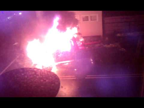 Tow truck explosion in Garfield NJ