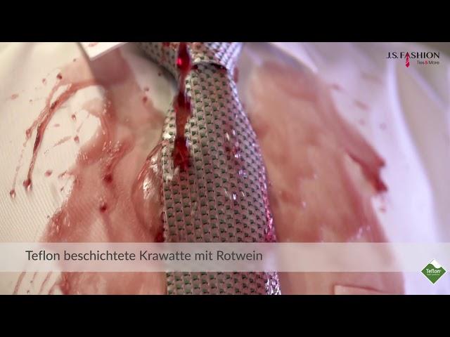 JS Fashion   Teflon Krawatte