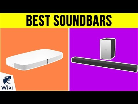 10 Best Soundbars 2019
