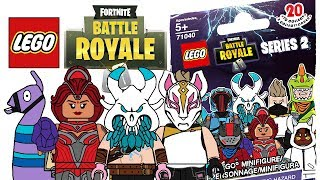 LEGO Fortnite Battle Royale Minifigures Series 2 - CMF Draft!