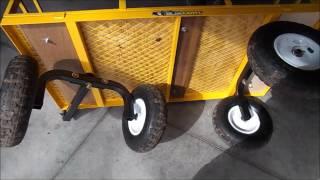 gorilla utility cart