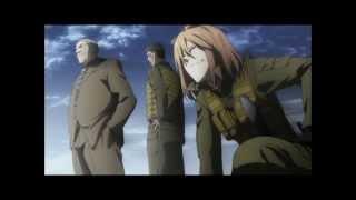 Jormungand Opening HD/HQ 1080p Song: Borderland by Mami Kawada I cl...