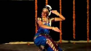 CHINNAN CHIRU KILIYE BY BHARATHY-SHOBANAA-WWW.THARANGINEE.COM BHARATHANATYAM SCHOOL