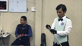 Vương Minh Thiện vs Bùi Thanh Tùng. Billiards Út Nhi