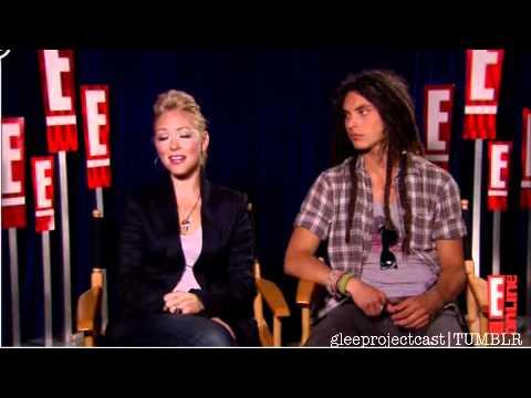 E Online Interview With Samuel Larsen And Nikki Anders