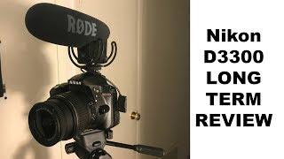 Nikon D3300 Longterm Review
