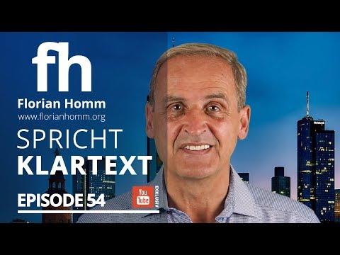 Digitalisierung, Industrie 4.0, Immobilien -  Paradigmenwechsel | Florian Homm #54