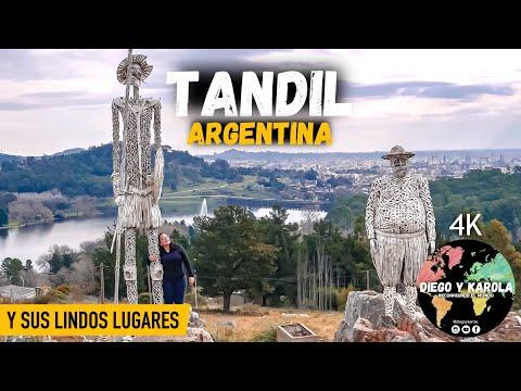TANDIL, QUÉ VER Y HACER EN ESTA LINDA CIUDAD | ARGENTINA | 4K |