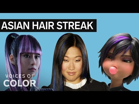 Why So Many Asian Characters In Movies Have Dyed Hair