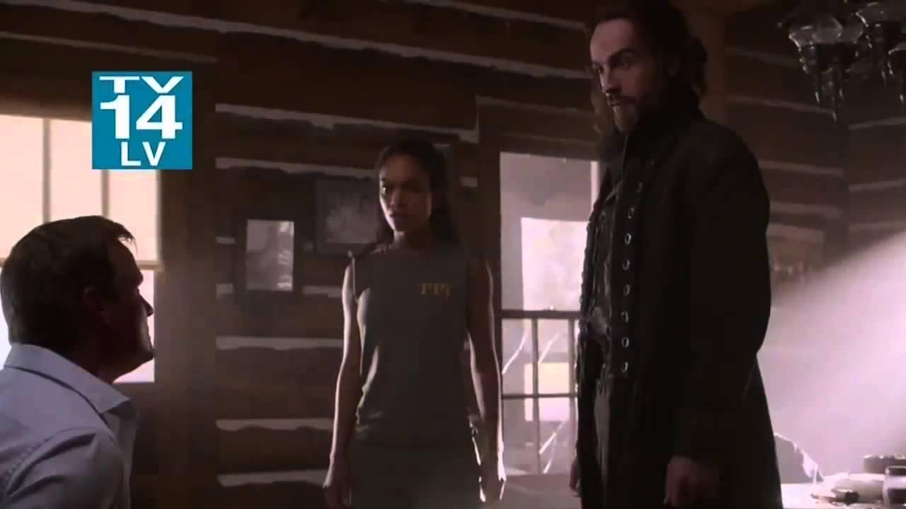"Download Sleepy Hollow   1x04 Promo    ""The Lesser Key of Solomon"" [HD]"