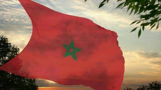 Flag and anthem of Morocco [CC]