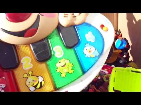 Video Games Jewelry Toys Flea Market Garage Yard Estate Sale Finds Pick-Ups 4/21/18