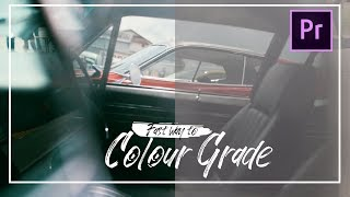 Gambar cover Colour Grade your Footage FAST! - LUT's und Lumetric Colour