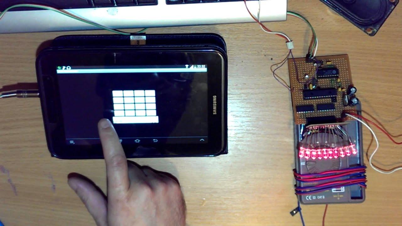 Управление по сотовому телефону своими руками фото 773