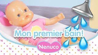 Nenuco Mon Premier Bain adore s'amuser dans l'eau ! thumbnail