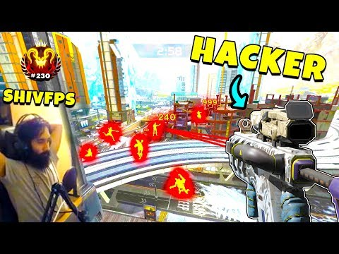 *HACKERS* IN PREDATOR RANKED!?! - NEW Apex Legends Funny & Epic Moments #197